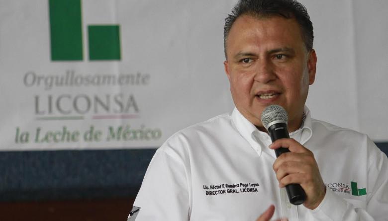 La PGR inicia investigación contra Héctor Ramírez Puga, exdirector de Liconsa
