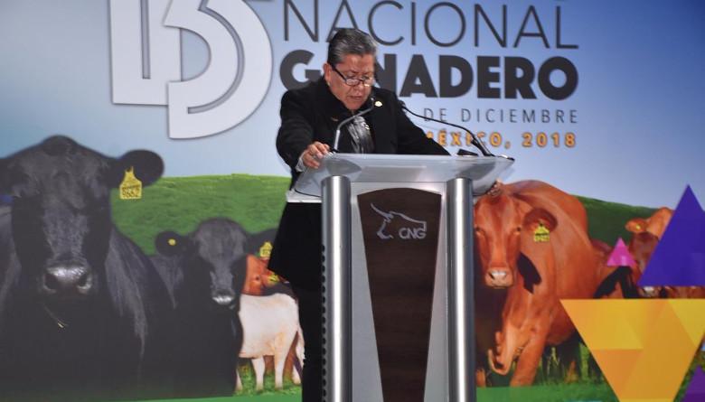 La partida del PEF para el subsector ganadero será tres veces mayor a la de 2018: David Monreal