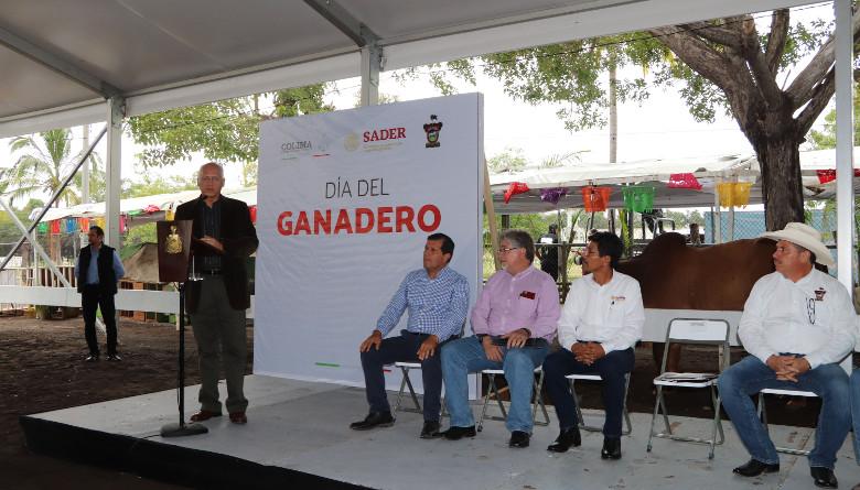 Buscarán recuperar el estatus sanitario ganadero en Colima
