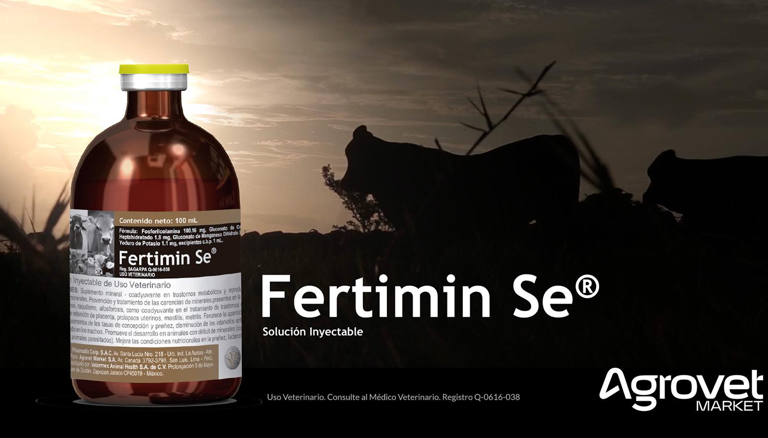 Fertimin Se®, el suplemento multimineral orgánico para combatir los problemas metabólicos